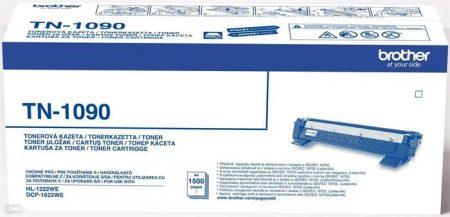 BROTHER TN1090 Lézertoner DCP-1622WE, HL1222WE noymtatókhoz, BROTHER, fekete, 1,5k