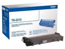 BROTHER TN2310 Lézertoner HL L2300D, DCP L2500D nyomtatókhoz, BROTHER fekete, 1,2k
