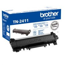 BROTHER TN2411 Lézertoner MFC-L2712DN, MFCL2712DW, MFCL2732DW nyomtatókhoz, BROTHER, fekete, 1,2k