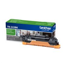 BROTHER TN243BK Lézertoner HL-L3210, HL-L3270, DCP-L3510, MFC-L3730 nyomtatókhoz, BROTHER, fekete, 1k
