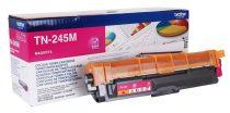 BROTHER TN245M Lézertoner HL 3140CW, 3150CDW, DCP 9020CDW nyomtatókhoz, BROTHER vörös, 2,2k