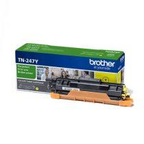 BROTHER TN247Y Lézertoner  HL-L3210, HL-L3270, DCP-L3510, MFC-L3730 nyomtatókhoz, BROTHER, sárga, 2,3k