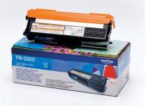 BROTHER TN325C Lézertoner HL 4150CDN, 4570CDW nyomtatókhoz, BROTHER kék, 3,5k