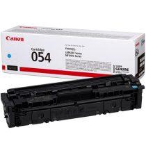 CANON CRG-054 Lézertoner i-Sensys LBP621 623, MF641, 643 nyomtatókhoz, CANON, cián, 1,2k