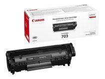 CANON CRG-703B Lézertoner i-SENSYS LBP 2900, 3000 nyomtatókhoz, CANON, fekete, 2k