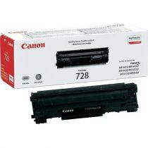 CANON CRG-728 Lézertoner i-SENSYS MF4410, 4430, 4450 nyomtatókhoz, CANON fekete, 2,1k