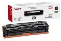CANON CRG-731B Lézertoner MF 8230 nyomtatóhoz, CANON fekete, 1,4k