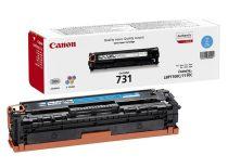 CANON CRG-731C Lézertoner MF 8230 nyomtatóhoz, CANON, cián, 1,5k