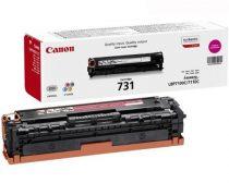 CANON CRG-731M Lézertoner MF 8230 nyomtatóhoz, CANON vörös, 1,5k