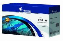 VICTORIA E-30 Fénymásolótoner FC204, 210, 230 fénymásolókhoz, VICTORIA, fekete