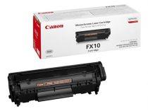 CANON FX-10 Lézertoner i-SENSYS MF4010, 4120, 4140 nyomtatókhoz, CANON, fekete, 2k