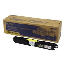 EPSON S050558 Lézertoner Aculaser C1600, CX16 nyomtatókhoz, EPSON, sárga, 1,6k