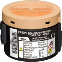 EPSON S050652 Lézertoner Aculaser M1400, MX14 nyomtatókhoz, EPSON, fekete, 1k