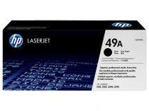 HP Q5949A Lézertoner LaserJet 1160, 1320, 3390 nyomtatókhoz, HP fekete, 2,5k
