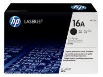 HP Q7516A Lézertoner LaserJet 5200 nyomtatóhoz, HP fekete, 12k
