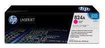 HP CB383A Lézertoner ColorLaserJet CP6015, CM6040MFP nyomtatókhoz, HP 824A, magenta, 21k