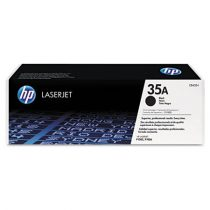 HP CB435A Lézertoner LaserJet P1005, P1006 nyomtatókhoz, HP 35A, fekete, 1,5k