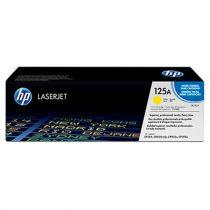 HP CB542A Lézertoner ColorLaserJet CM1300, CP1210 nyomtatókhoz, HP 125A sárga, 1,4k