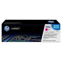 HP CB543A Lézertoner ColorLaserJet CM1300, CP1210 nyomtatókhoz, HP 125A vörös, 1,4k