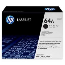 HP CC364A Lézertoner LaserJet P4014, P4014n nyomtatókhoz, HP fekete, 10k