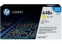 HP CE262A Lézertoner ColorLaserJet CP4525 nyomtatóhoz, HP 648A, sárga, 11k