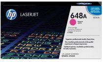 HP CE263A Lézertoner ColorLaserJet CP4525 nyomtatóhoz, HP 648A, magenta, 11k