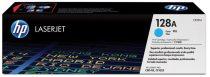 HP CE321A Lézertoner Color LaserJet Pro CM1415, CP1525N nyomtatókhoz, HP 128A kék, 1,3K