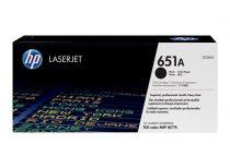 HP CE340A Lézertoner, Laserjet Enterprise MFP M775 nyomtatókhoz, HP 651A, fekete, 13,5k