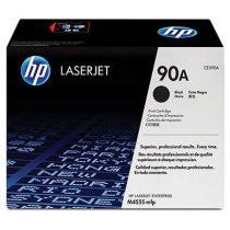 HP CE390A Lézertoner LaserJet M4555MFP nyomtatóhoz, HP fekete, 10k