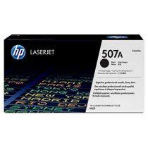 HP CE400A Lézertoner LaserJet M551 nyomtatóhoz, HP 507A, fekete, 5,5k