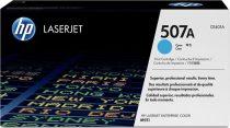 HP CE401A Lézertoner LaserJet M551 nyomtatóhoz, HP 507A kék, 6k