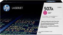 HP CE403A Lézertoner LaserJet M551 nyomtatóhoz, HP 507A, magenta, 6k