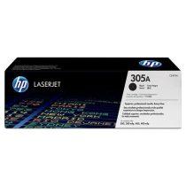 HP CE410A Lézertoner LaserJet Pro 300 MFP M375 nyomtatóhoz, HP 305A, fekete, 2,2k
