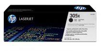 HP CE410X Lézertoner LaserJet Pro 300 MFP M375 nyomtatóhoz, HP 305X, fekete, 4k