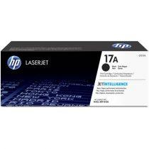 HP CF217A Lézertoner LaserJet M102, M130 nyomtatókhoz, HP 17A, fekete, 2k