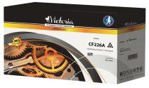 VICTORIA CF226A Lézertoner, univerzális, LaserJet Pro M402, 426, i-SENSYS MF421DW nyomtatókhoz, VICTORIA 26A, fekete, 3,1k