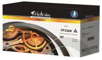 VICTORIA CF226X Lézertoner, univerzális, LaserJet Pro M402, 426, i-SENSYS MF421DW nyomtatókhoz, VICTORIA 26X, fekete, 9k