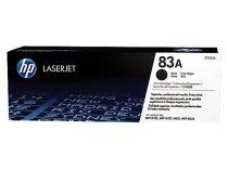 HP CF283A Lézertoner LaserJet Pro M125, M126, M127, M128 nyomtatókhoz, HP fekete, 1,5k