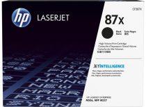 HP CF287X Lézertoner LaserJet M506, M527 nyomtatókhoz, HP 87X fekete, 18k