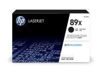 HP CF289X Lézertoner Enterprise M507, MFP M528 nyomtatókhoz, HP 89X, fekete, 10k