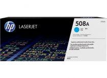 HP CF361A Lézertoner Color LaserJet Enterprise M552, M553 nyomtatóhoz, HP 508A kék 5k