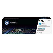HP CF401A Lézertoner Color LaserJet Pro M252,M277 nyomtatóhoz, HP 201A kék 1,4k