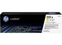 HP CF402A Lézertoner Color LaserJet Pro M252,M277 nyomtatóhoz, HP 201A sárga 1,4k