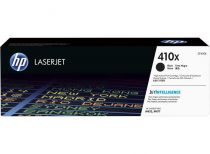 HP CF410X Lézertoner ColorLaserJet Pro M452, M477 nyomtatókhoz, HP 410X, fekete, 6,5k
