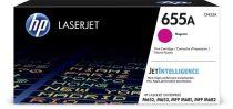 HP CF453A Lézertoner Color LaserJet M681, M682 nyomtatókhoz, HP 655A, magenta, 10,5k