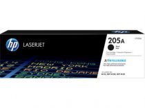 HP CF530A Lézertoner HP Color Laserjet MFP M181fw nyomtatókhoz, HP 205A fekete, 1,1k