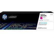HP CF533A Lézertoner  HP Color Laserjet MFP M181fw nyomtatókhoz, HP 205A, magenta, 0,9k