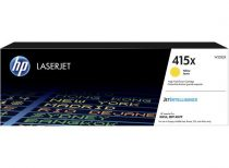 HP W2032X Lézertoner Color LaserJet Pro M454, MFP M479 nyomtatókhoz, HP 415X, sárga, 6k