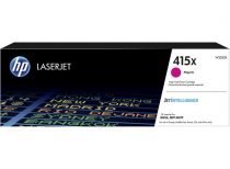 HP W2033X Lézertoner Color LaserJet Pro M454, MFP M479 nyomtatókhoz, HP 415X, magneta, 6k