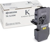 KYOCERA TK5230 Lézertoner M5521CDN, 5521CDW, P5021CDN, 5021CDW nyomtatókhoz, KYOCERA, fekete, 2,6k